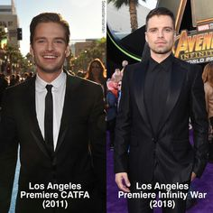 "Sebastian ✪ Stan attends the World Premiere of Avengers: Infinity War on April 23, 2018 in Los Angeles, Ca, USA 79 Beğenme, 3 Yorum - Instagram'da ♡S e b a s t i a n ♡ S t a n (@sebastianstanfan): ""Wow I'm crying"""