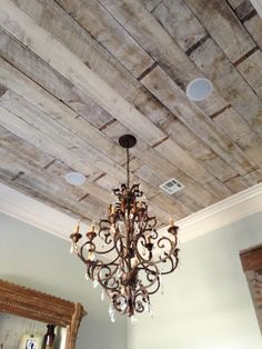 whitewash tongue and groove ceiling Shiplap Ceiling, Plank Ceiling, Wood Ceilings, Trey Ceiling, White Wash Ceiling, White Washed Pine, Tongue And Groove Ceiling, Sunroom Decorating, Decorating Ideas