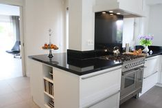 My Houzz: Modern meets Traditional in the Netherlands - contemporary - Kitchen - Amsterdam - Holly Marder