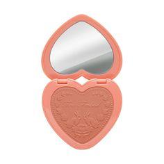 Love Flush Long-Lasting Blush - Too Faced in Baby Love Blusher Makeup, Cheek Makeup, Makeup Kit, Beauty Makeup, Makeup Blush, Blush Beauty, Makeup Inspo, Too Faced Love Flush, How To Apply Blusher