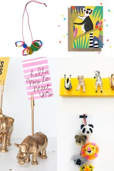 Jungle tema bambini artigianato e idee