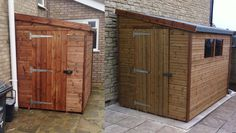 lean to shed ideas | All our lean to sheds come with free delivery and free fitting.