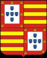 São João da Palma; Francisco De Assis Mascarenhas - Brasão de Armas do Marquês de
