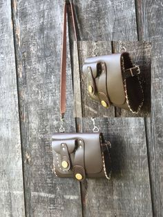 Cross body bag or purse by Marcshandycraft on Etsy