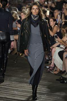 Tommy Hilfiger Fall 2016 Ready-to-Wear Fashion Show - Andreea Diaconu