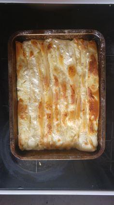 Aperitivos Finger Food, Oriental, Bulgaria, Finger Foods, Lasagna, Quiche, Feta, Pizza, Yummy Food