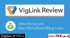 Viglink monetization program will let you convert outgoing links into Affiliate links & make more money out of it. Check out my complete review here.