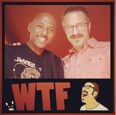 Marc Maron's WTF with Romany Malco -- Episode 509