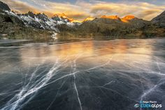 Black lake at dawn by Diego Marini - Photo 130692867 - 500px