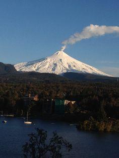 Volcán Villarica, Pucón, Chile