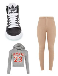 """""""Untitled #135"""" by tia12502 on Polyvore featuring adidas and WearAll"""