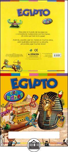 Egipto Con Imanes Equipo Susaeta ✿ Libros infantiles y juveniles - (De 0 a 3 años) ✿