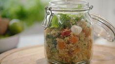 Quinoa Caprese | VTM Koken