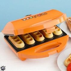Waffle Stick Maker 21 Clever Gadgets For People Who Really Love Breakfast Clever Gadgets, Cool Kitchen Gadgets, Gadgets And Gizmos, Cooking Gadgets, New Gadgets, Cooking Tools, Cool Kitchens, Cheap Gadgets, Amazing Gadgets
