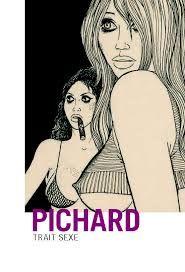 Exposition Trait Sexe de Georges Pichard chez Huberty Breyne à Paris