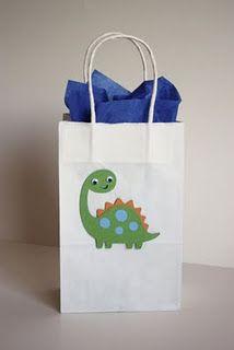 cute favor bag idea