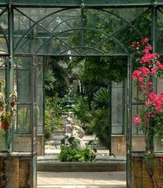 Botanical Garden, Palermo, Italy