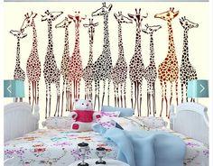 Bildergebnis für giraffen unter einem regenbogen