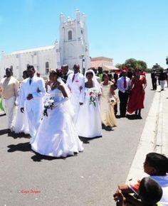 Weddings at Robben Island
