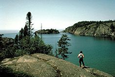 Pukaskwa National Park in Heron Bay, ON