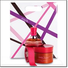 Mark Jewel Scent-Sation Gift Set - includes full size Jewel EDT spray, Jewel body cream, and gift bag. Buy this set online at http://eseagren.avonrepresentative.com/