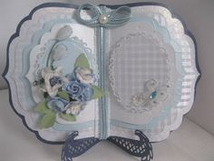 Use Spellbinders Labels 4 to create this stunning card ... perfect for any occasion.