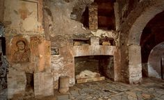 San Callisto Catacombs