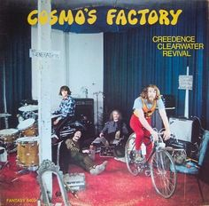 Creedence Clearwater Revival - Cosmo's Factory (Vinyl, LP, Album) at Discogs  1970