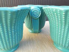 Caro A Handwork - Detalle Mug Tulip (Verde O. detalle)