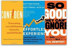 7 life-changing business books | Articles | Main