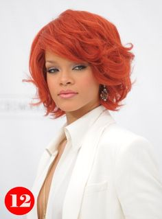 KORYVACUUM: Rihanna y su cabello