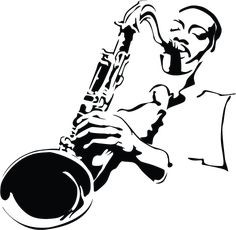 saxophone drawing - Google Search