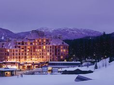 Our community manager Kristen loved the Pan Pacific Whistler for its great customer service and beautiful suites.