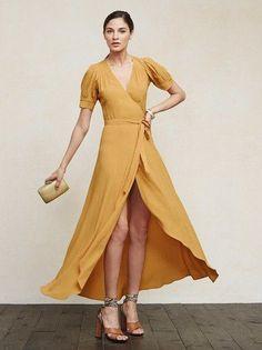 lochness dress marigold - Google Search
