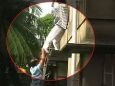 Extreme Laughing Video!!! Intelligent Thief unfortunately Caught!!! ( Funniest Video of the year)