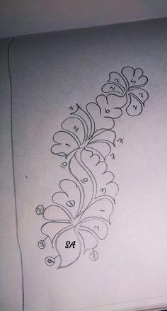 Basic Mehndi Designs, Indian Henna Designs, Finger Henna Designs, Mehndi Designs For Girls, Mehndi Designs 2018, Mehndi Designs For Beginners, Stylish Mehndi Designs, Mehndi Design Pictures, Beautiful Mehndi Design