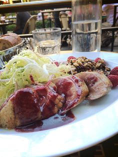 French duck @ left bank