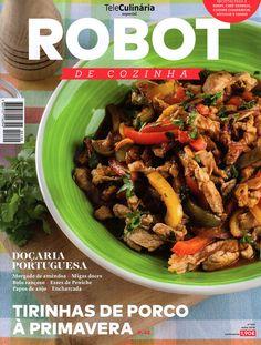 TeleCulinária Robot de Cozinha Nº 100 - Maio 2016
