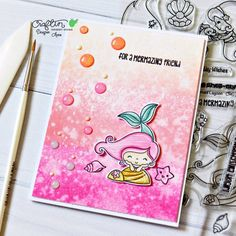 #anika_cardmaking #craftindesertdivas #cardmaking #handmadecard #mermaid