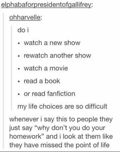 rewatch Sherlock - watch Sherlock movie - read Sherlock - write Sherlock Fanfiction....... wait for a new series: I look at the people who suggest Study as if they are an Anderson!