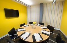 All our individual small meeting rooms have a very modern, contemporary feel and benefit from natural daylight and large adjacent circulation space close to hand. No matter how small the meeting, fresh, seasonal cuisine and refreshments can be made available. Visit: http://www.cemeconference.co.uk/conference-meetings/rooms/small-meeting-room.aspx