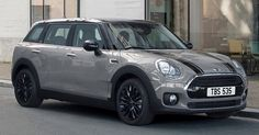 Mini Murders Out The Clubman With New Black Pack #MINI #MINI_Clubman