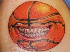 Basketball Tattoos: No Fouls Here!