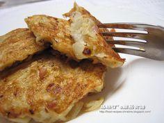 西式香煎薯仔餅