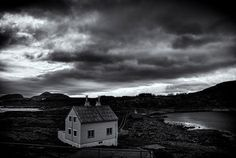 """Fjøløy fyr"" Photography by studio-toffa posters, art prints, canvas prints, greeting cards or gallery prints. Find more Photography art prints and posters in the ARTFLAKES shop. Fine Art Prints, Canvas Prints, Lighthouse, Monochrome, Art Photography, Cabin, Black And White, Landscape, Studio"