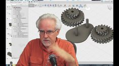 This video tutorial shows step by step instructions on how to create a printable gear box with stacked herringbone gears. 3d Projects, Diy Projects To Try, Herringbone Gear, Cnc Software, 3d Printing Diy, Mechanical Design, Diy Home Crafts, Box Design, Step By Step Instructions
