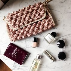#MMissoni | ANTIQUE ROSE FAUX #RAFFIA BAG In #LimitedEdition | FW 2014-15 Collection | #MustHave | What's In My Bag | Fashionata