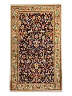 """I LOVE THIS RUG!  want!!!  Persia Hand-Knotted Rug (3'4""""x5'5"""") by FJ Kashanian at Gilt"""