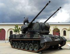 Flak Panzer Gepard
