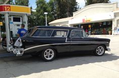 '56 Chevy Bel Air Nomad (2 door station wagon)